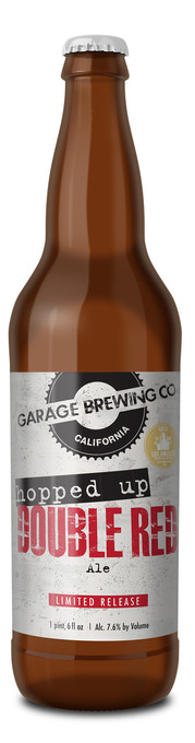 Garage Brewing Co Hopped Up Double Red Ale