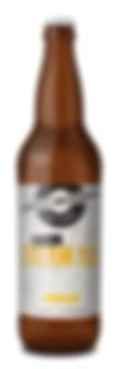 Garage Brewing Co Honey Cream Ale. Brewed in Temecula, CA