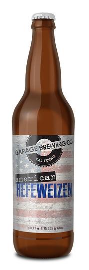 Garage Brewing Co American Hefeweizen
