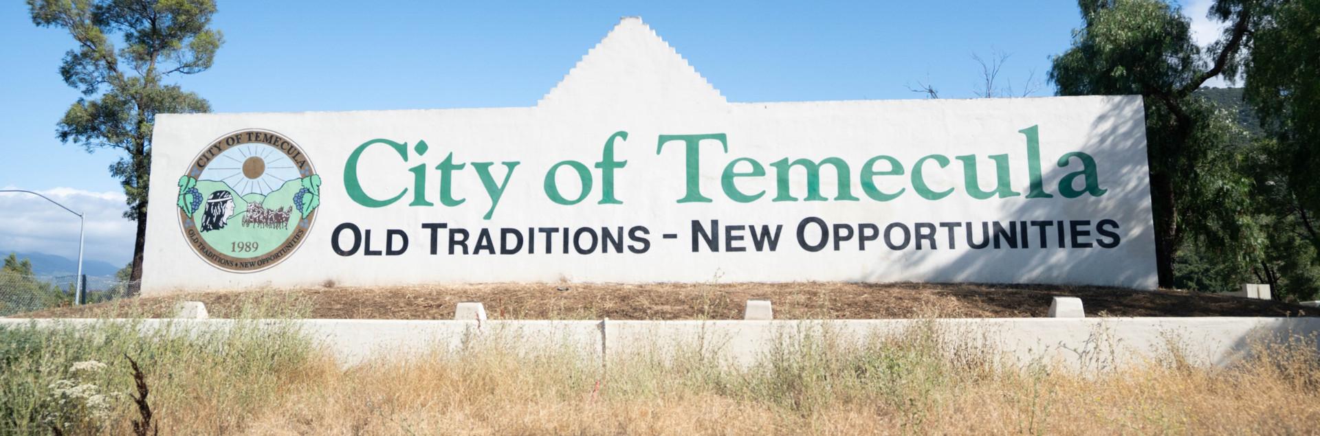 Temecula, California. Home of Garage Brewing Co