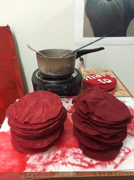 Making redskins