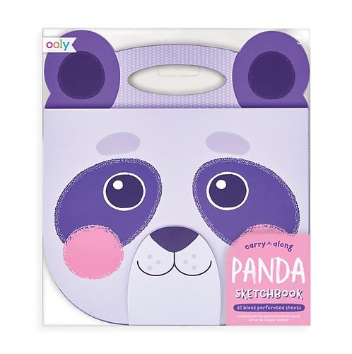 Bärbart ritblock, Panda
