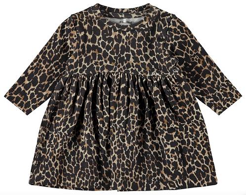 Leopard, klänning