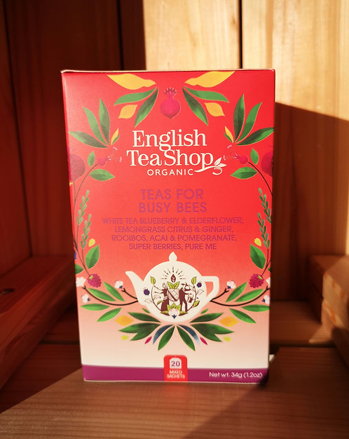 Teas for busy bees