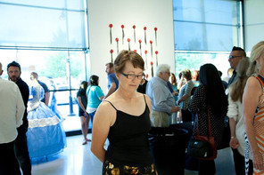 Gallery shot taken at 108 Contemporary