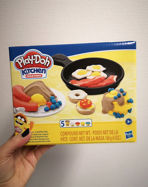 Play-Doh kitchen Frukost