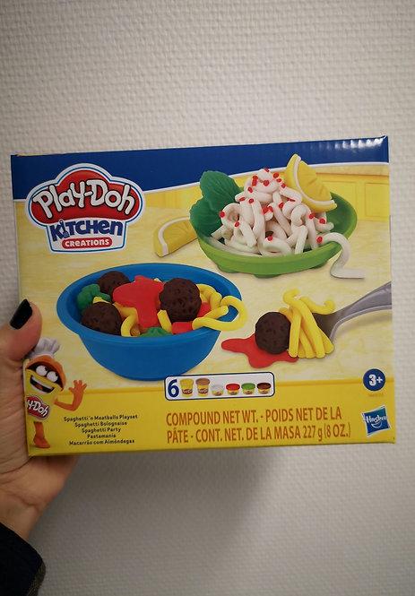 Play-Doh Kitchen Spaghetti