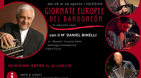 GIORNATE EUROPEE DEL BANDONEÓN