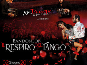 """CONCERTO """"BANDONEON - IL RESPIRO DEL TANGO"""""""
