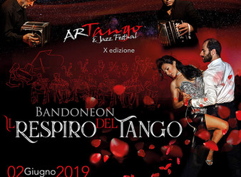 """BANDONEON - IL RESPIRO DEL TANGO"" CONCERT"