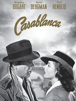 The actors of the film Casablanca