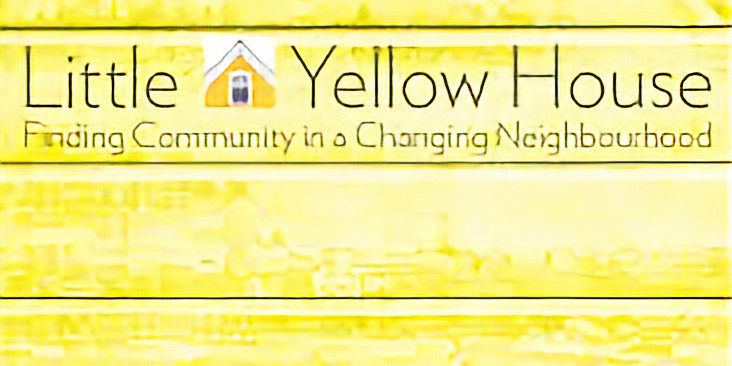 """Book Club - """"Little Yellow House"""""""