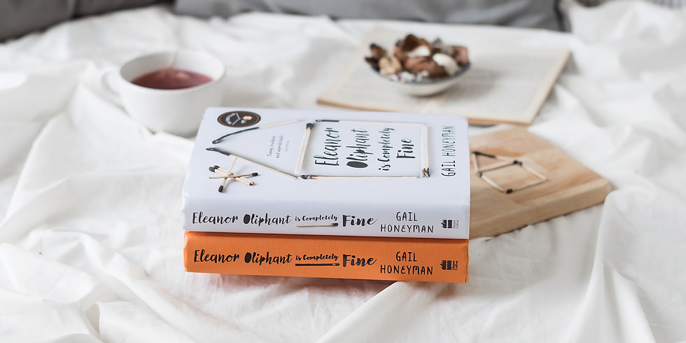 """Book Club - """"Eleanor Oliphant is Completely Fine"""""""
