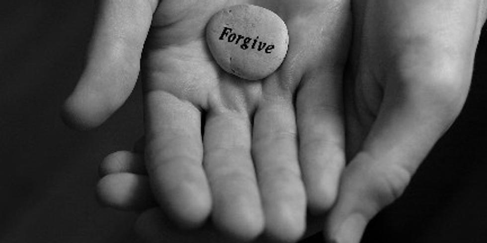 Forgiveness - Part 1: Introduction