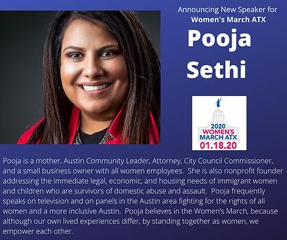 Pooja Sethi.womens march atx texas.png