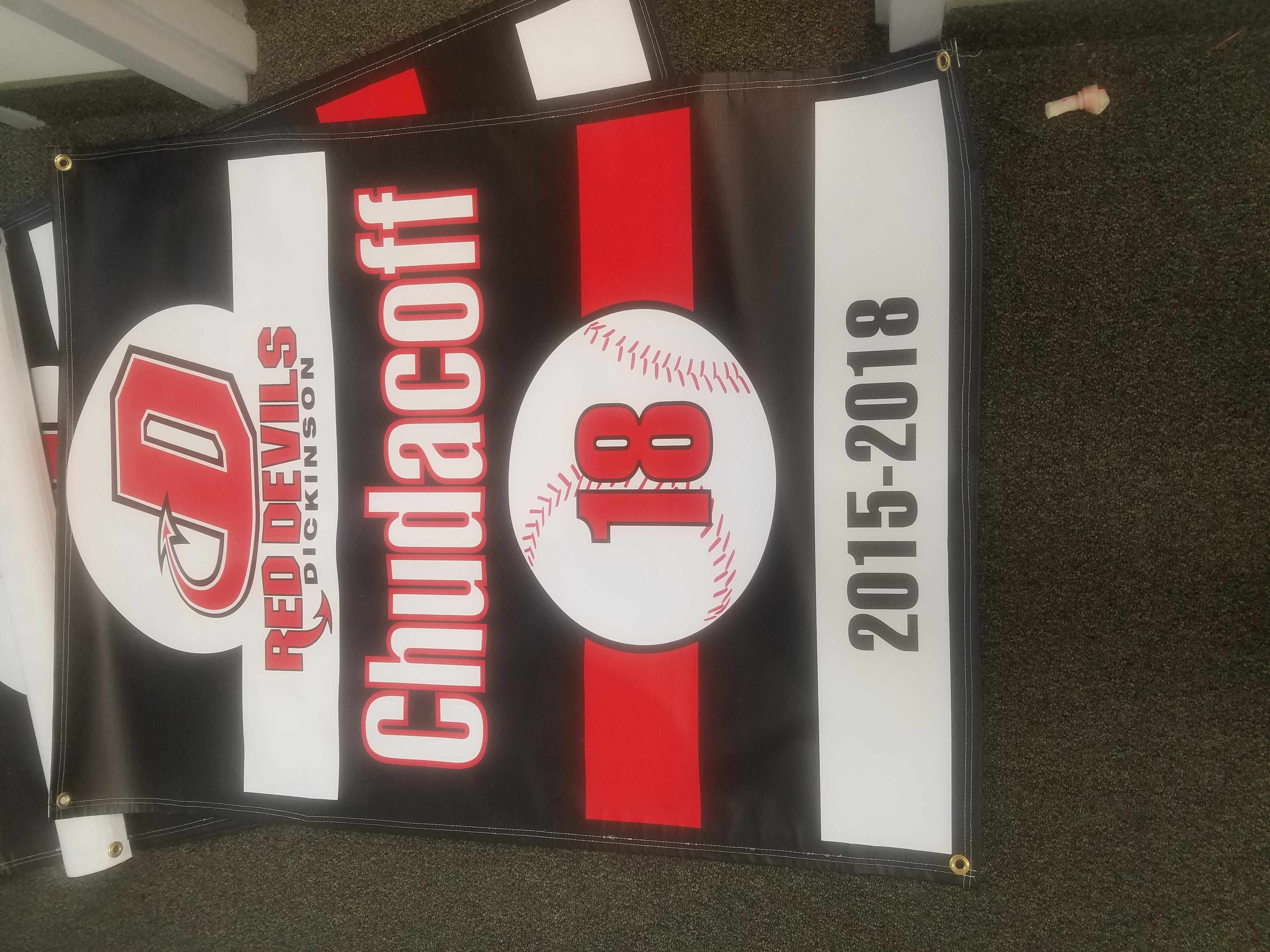 College Baseball Banner