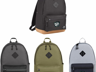 "Product Of The Week - Parkland Kingston Plus 15"" Computer Backpack"