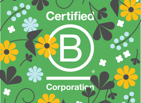 better. by BlueStar Is A Certified B Corporation®!