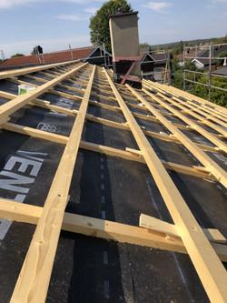 Oppretting av tak