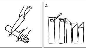 How to Fold a Spanakopita