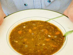 Fakies | Easy Greek Lentil Soup