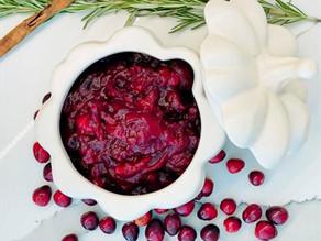 Nikki's Cranberry Sauce