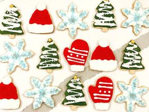 Nikki's Holiday Sugar Cookies