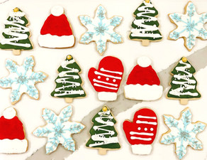 Nikki's Holiday Sugar Cookies
