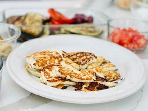 Three Easy and Delicious Grilled Halloumi Recipes