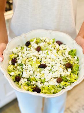 Prassini Salad