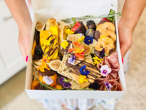 The Perfect Homemade Grazing Box for Mother's Day