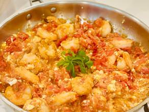 How to Make Shrimp Saganaki | Greek Style Shrimp