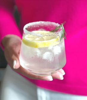 Rosemary Lemonade Cocktail