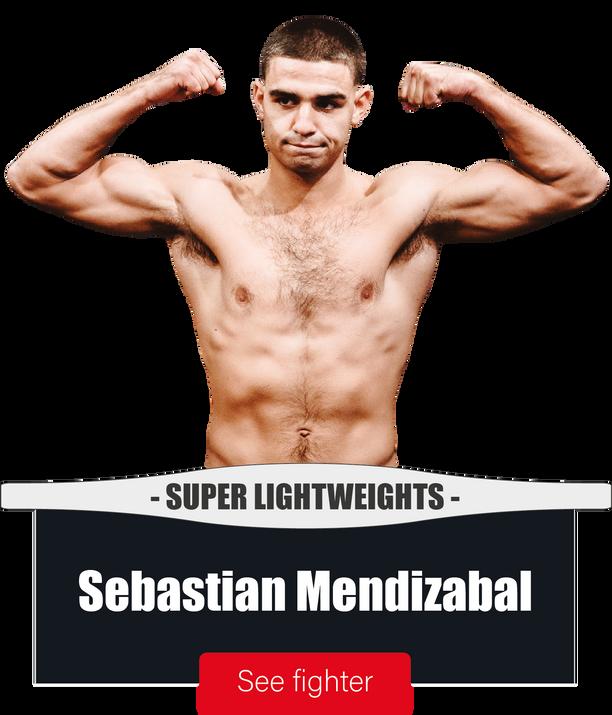 Sebastian Mendizabal