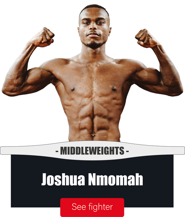 Joshua Nmomah