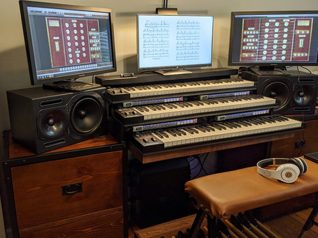 Digital Music Rack System
