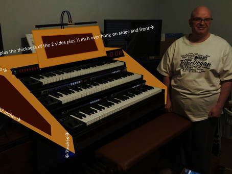 Organ Case Design