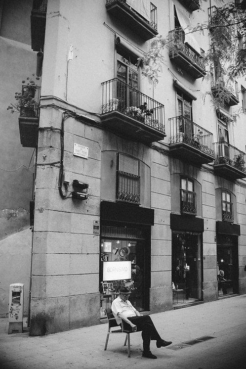 Lonely Man, Barcelona