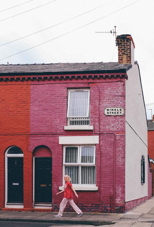 PJ Woman Winkle Street, Toxteth
