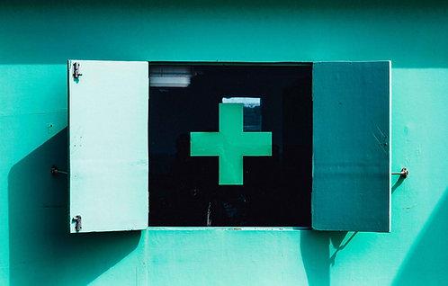 First Aid, Brighton