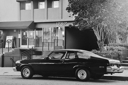 Car, Hollywood