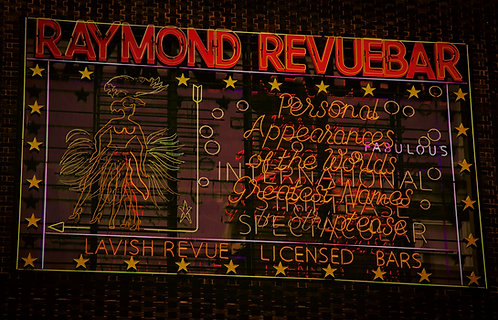 Raymond Revue Bar
