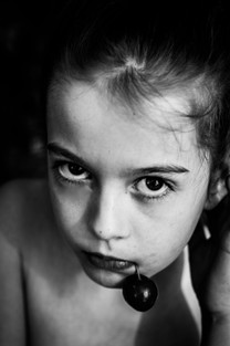 Daughter portrait