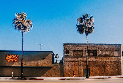 Sunset Sound, LA