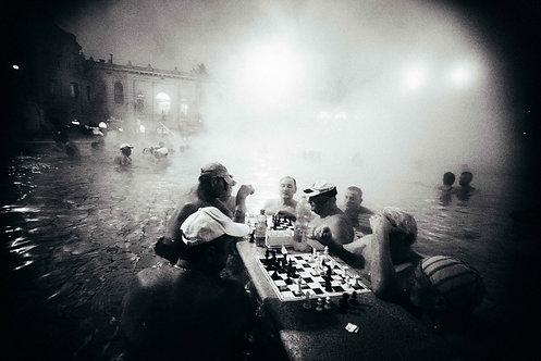 Thermal Baths, Budapest