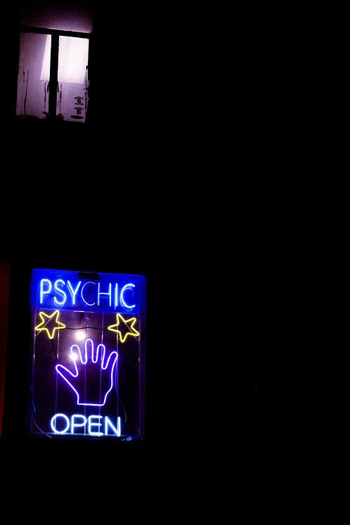 Psychic Open