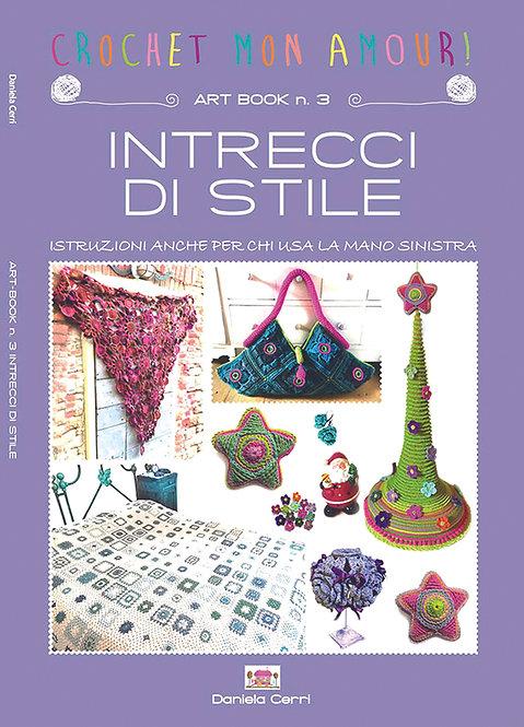 art book n 3 intrecci di stile