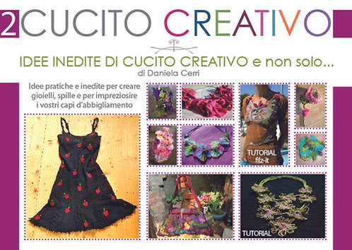 manuale n 2 cucito creativo