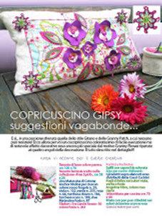copricuscino gipsy
