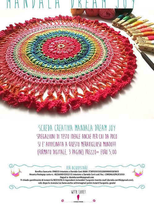 Mandala Dream joy